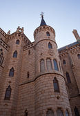 The Episcopal Palace in Astorga — Stock Photo