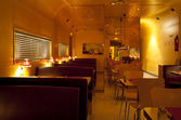 Tisch in der bar — Stockfoto