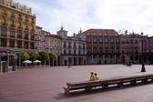 Plac Burgos — Zdjęcie stockowe
