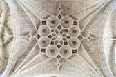 Cathedral ceiling, Hornillos del Camino - Spain — Stock Photo