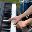 Pianist — Stock Photo #6519613