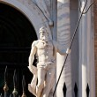 Statue of Arsenal, Venice - Stock Photo