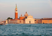 The church of St. George in Venice — Stock Photo