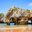 Stock Photo: Cuevas del Mar