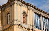 Rossetti teather, Trieste — Stock Photo