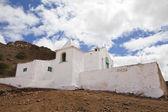 Witte kerk — Stockfoto