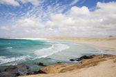 Boavista coast — Stock Photo