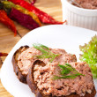 Stock Photo: Pate on bowl