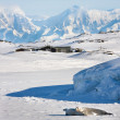 Beautiful landscape in Antarctica — Stock fotografie #5837279