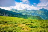 Paisaje de montañas — Foto de Stock