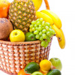 fruit basket — Stockfoto