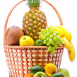 Royalty-Free Stock Photo: Fruit basket