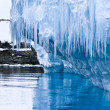 Antarctic iceberg — Stock Photo #5947416