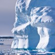 Antarctic iceberg — Stock Photo #5947482
