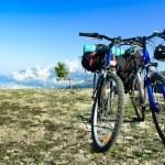 Two bikes — Stock Photo #6015956