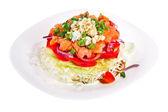 Refined salad — Stock Photo