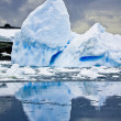 Antarctic iceberg — Stock Photo #6199559