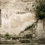 mur de briques Vintage — Photo #6462436