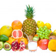 Fresh fruits - Foto Stock