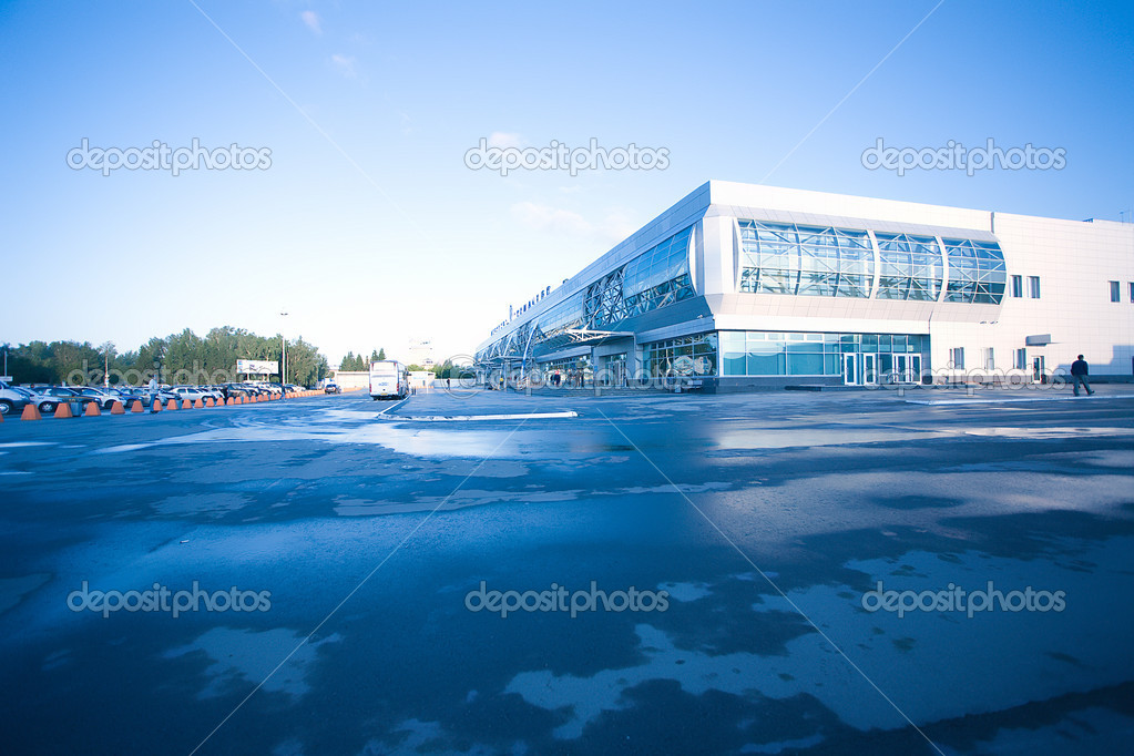 Fragment of the modern office  Stock Photo #6581044