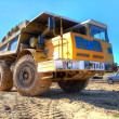 Stock Photo: Dumptruck