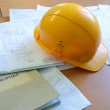 Construction plan — Stock Photo #5481667
