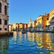 Venice, Grand canal — Stock Photo