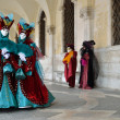 Carnival of Venice — Stock Photo #5456973