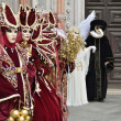 Carnival of Venice — Stock Photo #5456977