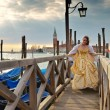 Carnival of Venice — Stock Photo #5457009
