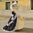 Stock Photo: Carnival of Venice