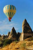 Balloon tour — Stock Photo