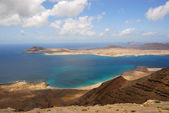 LA GRACIOSA ISLAND — Stock Photo