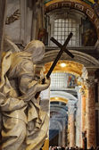Saint Peter's Basilica — Stock Photo