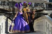 Karneval v Benátkách — Stock fotografie