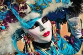 Karnevalen i venedig — Stockfoto