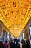 Vatican museum — Stok fotoğraf