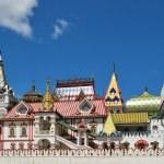 Classical Russian architecture, replica — Stock Photo #6582020