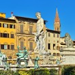 Royalty-Free Stock Photo: The fountain of Neptune, Florence