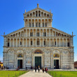 Cathedral of Pisa — Stock Photo