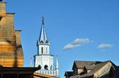 Klassische russische architektur, replik — Stockfoto