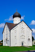 Church Savior of transfiguration in Iljine — Stock Photo