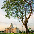 Anantasamakhon throne hall in Bangkok — Stock Photo