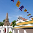 Stock Photo: Buddhist monastery