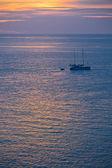 美丽的夕阳 — 图库照片