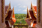 Asian roofs — Stock Photo