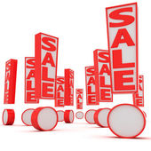 Sale! Sale! Sale! — Stock Photo
