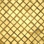 Golden tile — Stock Photo