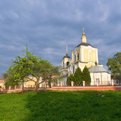 Russian church — Stok fotoğraf