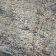Cracked grunge stone - Stock Photo